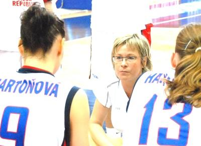 Romana Ptackova © FIBA