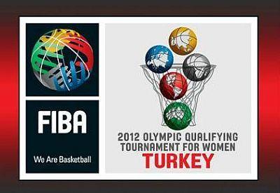 2012 FIBA Olympic Qualifying Tournament for Women  © FIBA