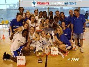 France U18 at temple-sur-lot 2013