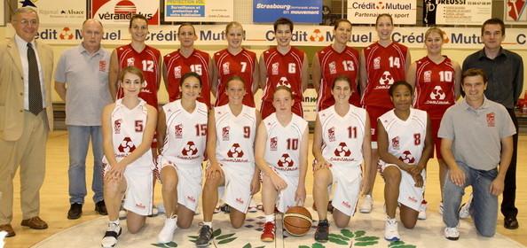 SIG 2007-2008 (Strasbourg Illkirch-Graffenstaden )