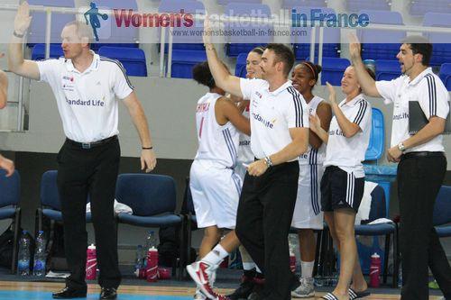 David Baily, Damian Jennings, Mat Johnson © womensbasketball-in-france.com