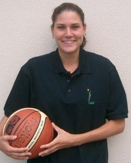 Adriana Cavojska © AS Villeurbanne Basket Féminin