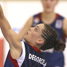 Agathe Degorces © FIBA Europe