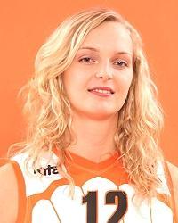 Agnieszka Bibrzycka © basket.ugmk