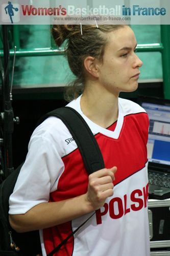 Agnieszka Skobel ©  womensbasketball-in-frane.com