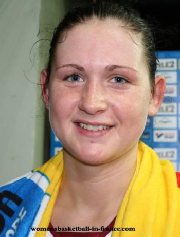 Aija Brumermane © womensbasketball-in-france