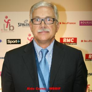 Aldo Corbo at the Open LFB 2009  © womensbasketball-in-france.com