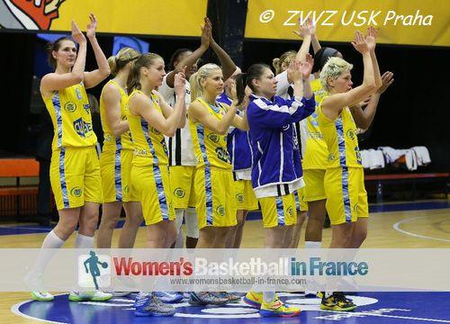 AnaëL LArdy and ZVVZ USk Prague players -2013