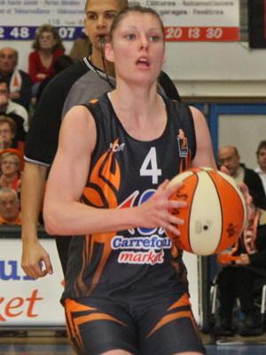 Anäel Lardy  © Bourges Basket