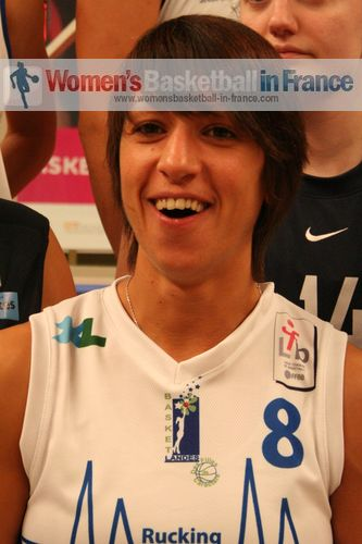Anaïs Le Gluher-Cano © womensbasketball-in-france.com