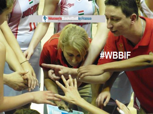 Andrea-Meszarosne-Kovacs at the FIBA U17 worlds championship 2014