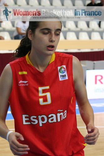 Angela Salvadores © womensbasketball-in-france.com