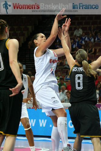 Anna Montañana © womensbasketball-in-france.com