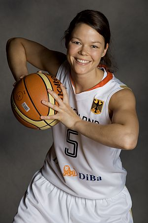 Anne Breitreiner © Deutscher Basketball Bund