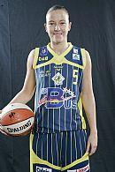Anne-Sophie Pagnier © Ligue Féminine de Basketball