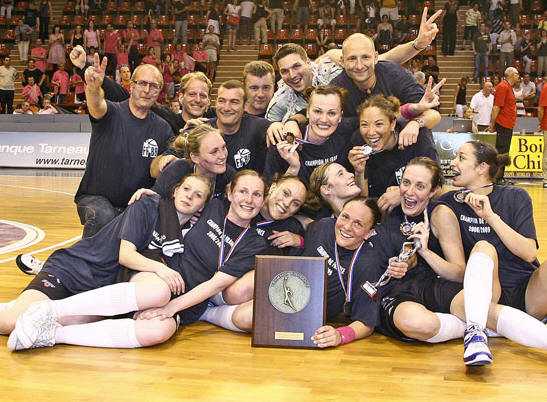 SO Armentières 2009 NF1 Champions of Franc