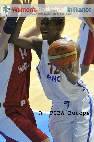 Assitan Koné  © FIBA Europe - Castoria/Gregolin