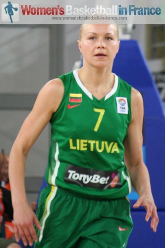 Ausra Bimbaite  ©  womensbasketball-in-france.com