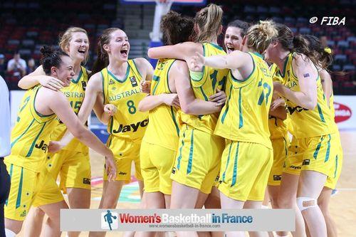 Australia U19 take the bronze