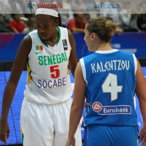 Aya Traore © womensbasketball-in-france.com