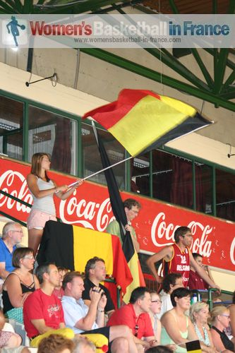 Belgium supporter in Miskolc