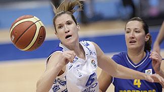 Belinda Snell ©  FIBA Europe