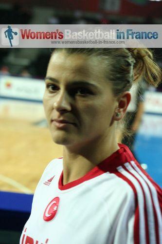 Birsel Vardarli ©  womensbasketball-in-france.com