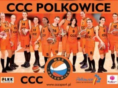 CCC Polkowice team poster 2011 ©  CCC Polkowice