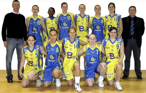 COB Calais Espoir 2007-2008