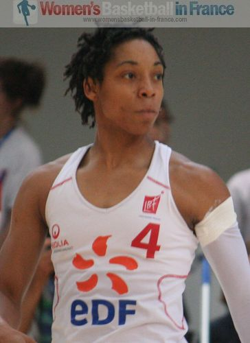 Candyce Sellers © womensbasketball-in-france.com