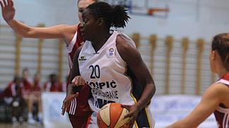 Carla Thomas  © FIBA Europe