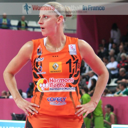 Cathy Joens © womensbasketball-in-france.com