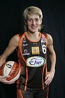 Cathy Melain © Ligue Féminine de BasketBall