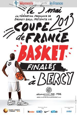 2013 French Cup poster