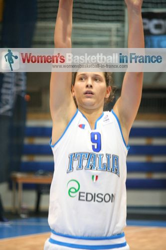 Cecilia Zandalasin © womensbasketball-in-france.com