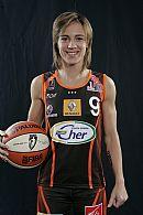 Celine Dumerc © Ligue Féminine de BasketBall
