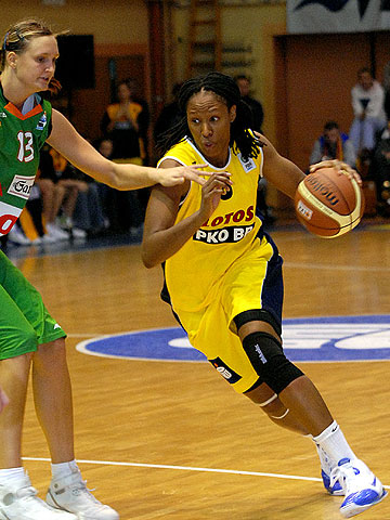 Chamique Holdsclaw © FIBA Europe
