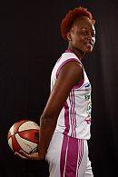 Charde Houston © Ligue Féminine de Basketball