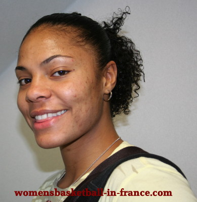 Chioma Nnamaka © womenbasketball-in-france.com