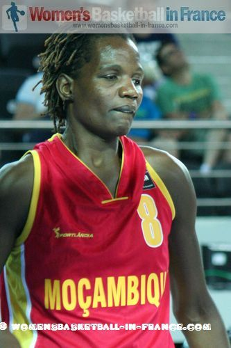 Clarisse Machanguana ©  womensbasketball-in-france.com