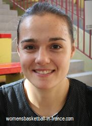 Clémence Beikes © womenbasketball-in-france.com