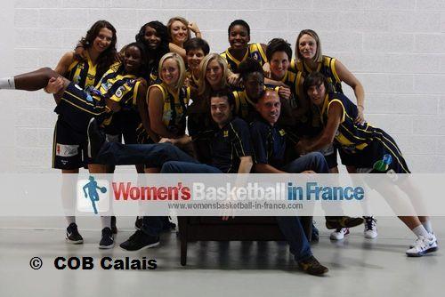 COB Calais 2012-13