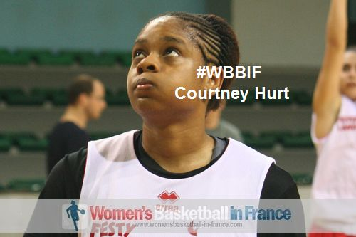 Courtney Hurt