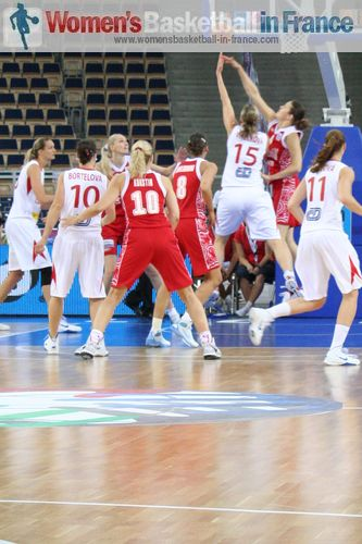 Players from Czech Republic and Russia