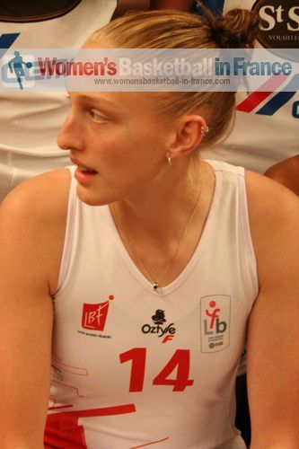 Danielle Page © womensbasketball-in-france.com