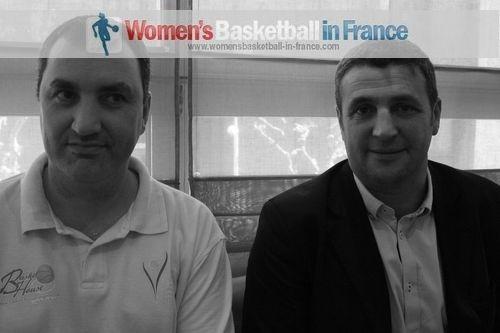 David Girandière and Brito de Sousa