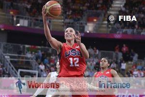 Diana Taurasi ©  FIBA