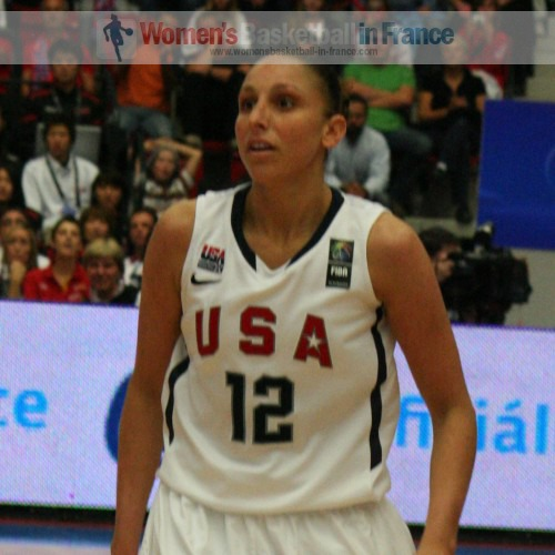 Diana Taurasi © womensbasketball-in-france