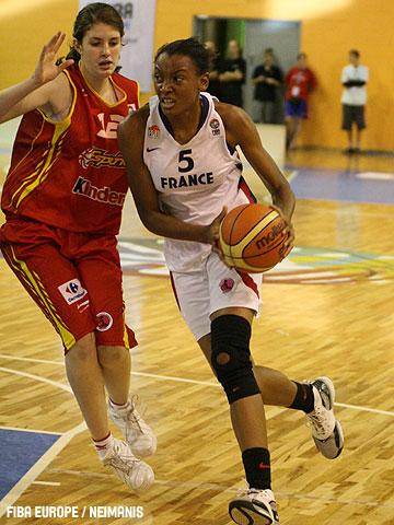 Diandra Tchatchouang mvp 2007