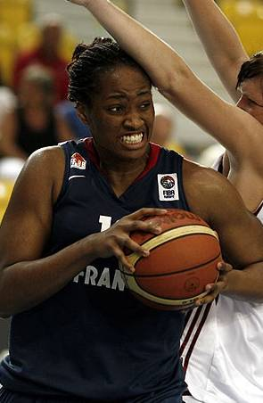 DorianeTahane © Wojciech Fiourski- FIBA Europe